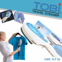 AS SEEN ON TV STRIKA UAP TOBI - TOBI TRAVEL STEAMER SETERIKA TOBI - ELP-20