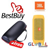 JBL Wireless Bluetooth Charge 2 + Plus Hard case (Yellow)