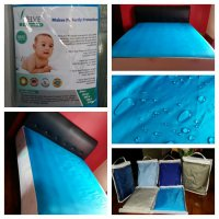 VELVE Bed Protector | Sprei Waterproof | Sprei Anti Air