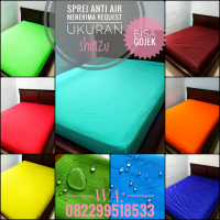 Sprei Anti Air Shinzu Uk 160