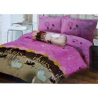 Sprei Lady Rose Love In Paris 180