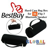 Travel Portable Hard Case untuk JBL Flip 3 Bluetooth Speaker