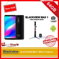 Blackview MAX 1 Laser projector- 64GB - RAM 6GB - 16MP - ORIGINAL