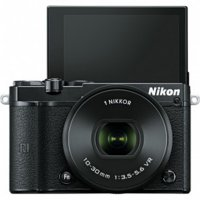 Nikon 1 J5 kit lens 10-30mm - 23 MP - Black