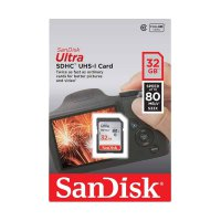 Sandisk SDHC Ultra 32GB Grey