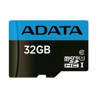 ADATA UHS-I MicroSD Memory Card with Adapter 32GB