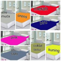 sprei waterproof 100x200 sprei anti air good quality ba