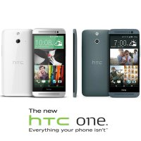 HTC One E8 Dual SIM - 16GB