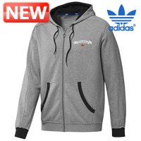 Adidas hooded zip / Graphics GRAPHIC HOODIE Hooded Jersey Cheap Sale zip jacket / AC-F78155