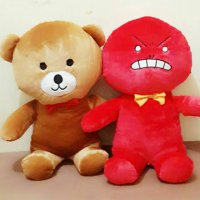 BONEKA LINE COUPLE