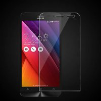 [globalbuy] 2pcs Tempered Glass Screen Protector For Asus Zenfone 2 Laser ZE500KL 5inch Ul/3020703