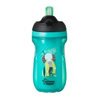 Tommee Tippee insulated straw cup 12m+ Botol Minum Anak
