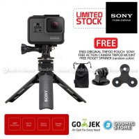 (High Quality) SONY SPA-MK20M Mini Tripod Smartphone Action Camera + Spinner & Mount