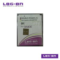 LOG-ON Battery For Sony Xperia J/L/M/TX/E1 -BA900 -Double Power & IC - Garansi 6 Bulan