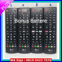 #Remote TV Remote TV LCD,LED Merek LG ORIGINAL AKB Series