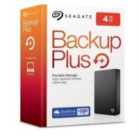 Seagate Backup Plus Slim 4TB External Pocket size