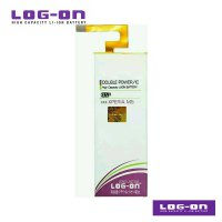 LOG-ON Battery For Sony Xperia M5 - Double Power & IC Battery - Garansi 6 Bulan