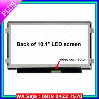 (Spare Part Laptop) LCD LED 10.1' Acer Aspire One Happy1 Happy2 D255 D257 D260 D270