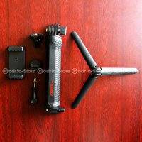 L.I.M.I.T.E.D Attanta TWP-02 High Quality 3 Way Arm Grip Tripod w/ Smartphone Holder
