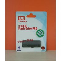TOSHIBA FLASHDISK 16GB USB 3.0 / FLASH DISK 16 GB USB3.0 BERGARANSI