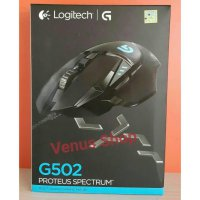 LOGITECH GAMING MOUSE G502 PROTEUS SPECTRUM / MOUSE GAMING G 502 USB