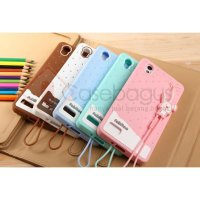 Fabitoo Cute Softcase Jelly Case Silikon - Oppo Mirror 5 A51