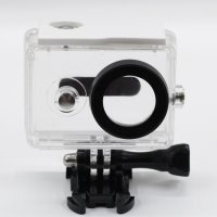 Underwater Waterproof Anti Blur Case IPX68 40m for Xiaomi Yi Camera