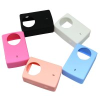 Action Camera Silicone Case + Lens Cover for Xiaomi Yi 2 4K