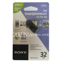 SONY OTG FLASHDISK USB 2.0 32GB