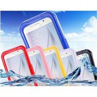 Fashion Water Proof Case For Samsung Galaxy S6 / S6 Edge