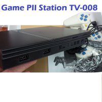 Games PII Station TV-008 Built in 400 in 1 Super Capacity