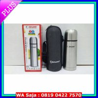 (Botol Minum & Termos) Vacuum Bottle / Termos Air Panas Stainless Steel Shuma 350ml