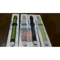 M.U.R.A.H karet jam tangan strap apple watch 42mm nike sport band oem