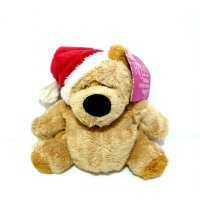 Boneka Teddy Bear Original Russ Make Someone Happy Santa Edition