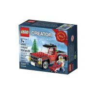 Lego Christmas Tree Truck - 40083