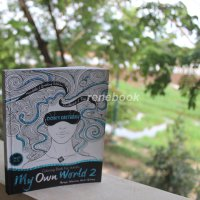 My Own World 2: Coloring Book for Adults (Travel Size)