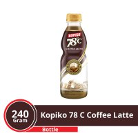 [POP UP AIA] Kopiko 78 C Coffee Latte 240 mL