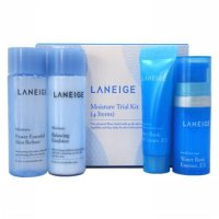 Laneige Water Bank TRIAL KIT (1set isi 4pc)