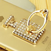 iring Parfum Bling Swarovski Ring Holder Stand RingStand Ring