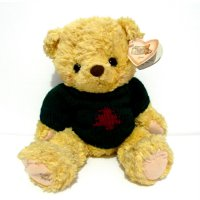 Boneka Teddy Bear Original Cherished Teddie John Version Import Doll