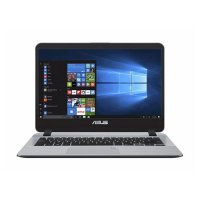 ASUS A407UA-BV120T - i3-6006 - WIN10H - GRAY (90NB0HP1-M01550)