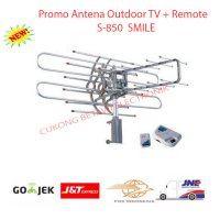 Antena Outdoor TV + Remote S-850-SALE
