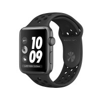 Apple Watch Series 3 Nike Space Grey with Anthracite/ Black Sport Band