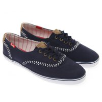 [Keds] CHAMPION PENNANT (WF55473) Navy (NV) sneakers