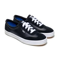 [Keds] TOURNAMENT PERF LEATHER (WH56635) Black (BK) sneakers