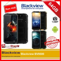 Blackview Bv9500 - 64Gb - Ram 4Gb - 13MP - Black, Green, Yellow - bv 9500 - ORIGINAL