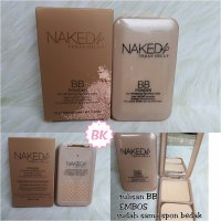 Bedak Naked4 Urban Decay BB Two Cake