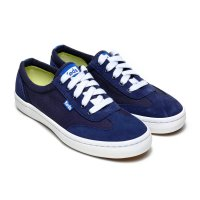 [Keds] TOURNAMENT TEXTILE/SUEDE (WF56641) Navy (NV) sneakers