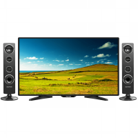 POLYTON TV LED 40 INCH TYPE 40TS863 + SPEAKER / FREE ONGKIR JABODETABEK