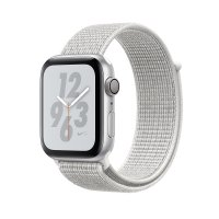 Apple Watch Series 4 GPS Nike 44mm Silver Summit White Sport Loop